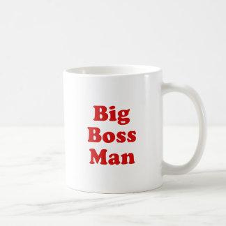Big Boss Man Mugs