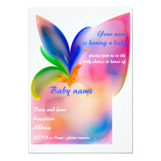 Big Bow Gift Box 13 Cm X 18 Cm Invitation Card