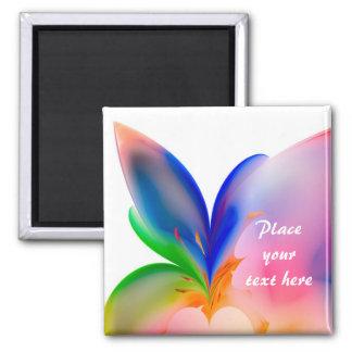 Big Bow Gift Box Magnet