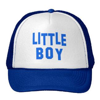 Big Boy and Little Boy Matching Tees Cap