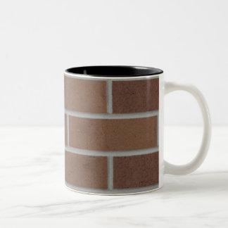 BIG Brick Masonry Two-Tone Coffee Mug