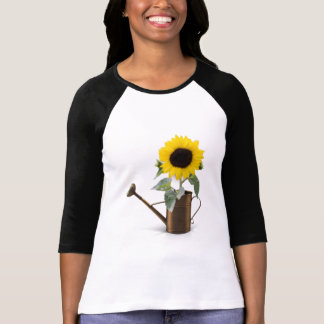 Big Bright Sunflower Shirt for Her