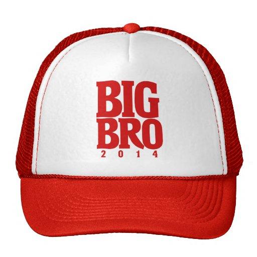 BIG BRO 2014 TRUCKER HAT