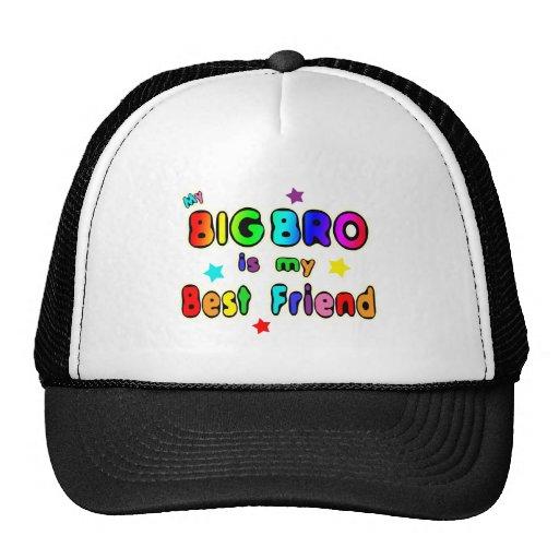 Big Bro Best Friend Mesh Hats