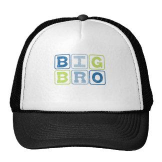 BIG BRO - Big Brother Block Lettering Cap