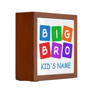 Big Bro custom desk organizer