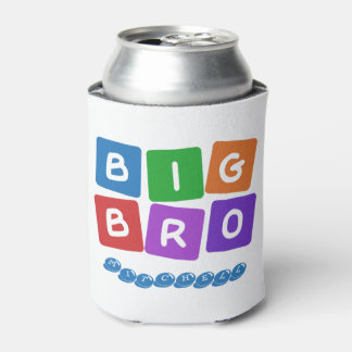 Big Bro custom name can cooler