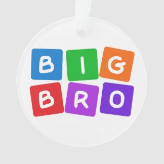 Big Bro custom ornament