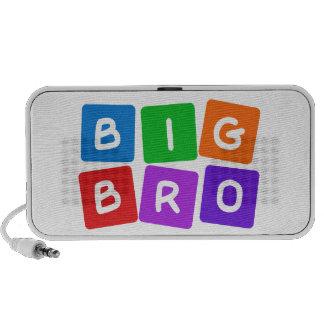 Big Bro Doodle speaker