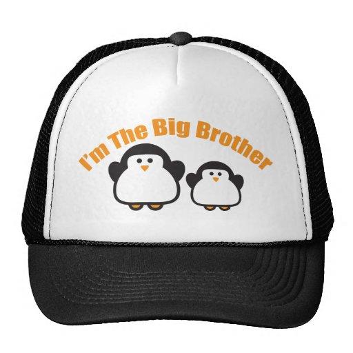 Big Bro Penguin Trucker Hat