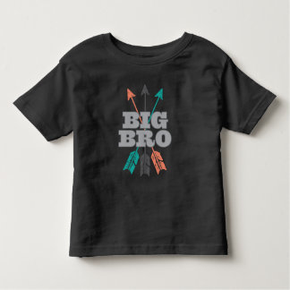 Big Bro Tribal Arrows Brother Boys T-shirt