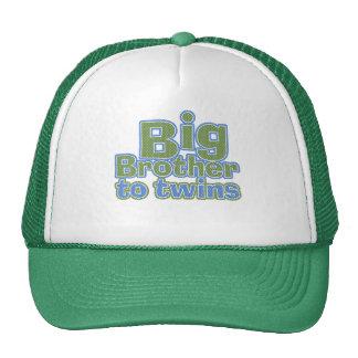 Big Bro - Twins Cap