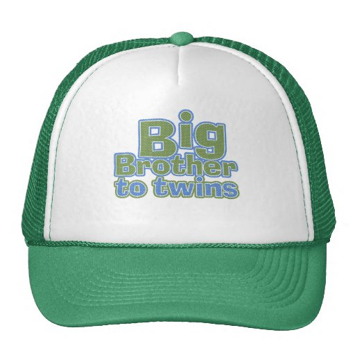 Big Bro - Twins Mesh Hats