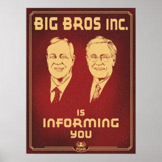 Big Bros Poster