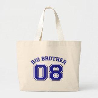 big brother 08 tote bag