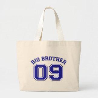 big brother 09 tote bag