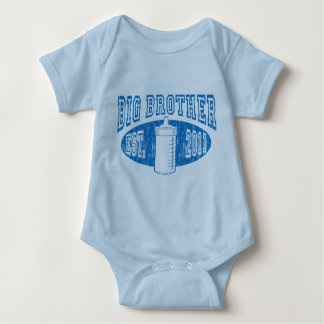 Big Brother - 2011 Baby Bodysuit