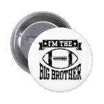 Big Brother 6 Cm Round Badge