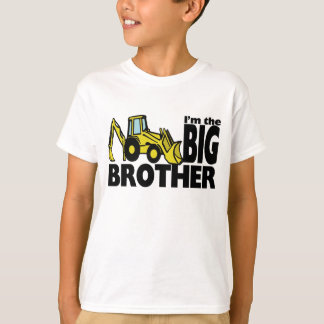 Big Brother Backhoe T-Shirt