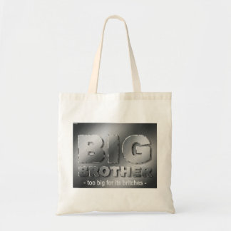 Big Brother Canvas Bags