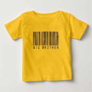 Big Brother Barcode 2 Baby T-Shirt