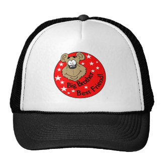 Big Brother Best Friend T-shirts and Gifts Hat