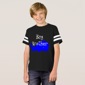"""""""Big Brother"""" Blue Whale Shirt"""