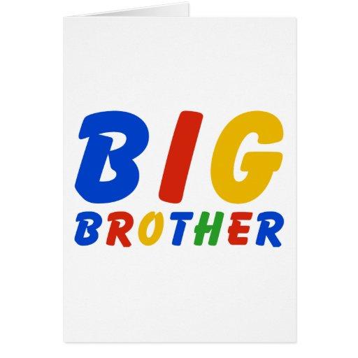 BIG BROTHER CARD