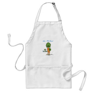 Big Brother - Carrot Standard Apron