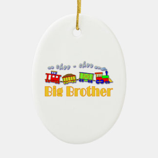 Big Brother Choo Choo Train Christmas Ornament