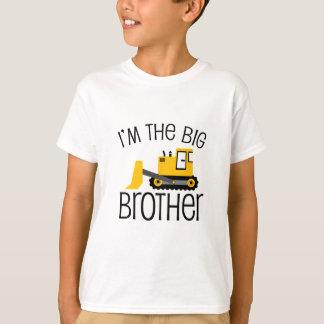 Big Brother Construction Front Loader T-Shirt