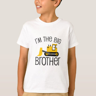 Big Brother Construction Front Loader Tee Shirts