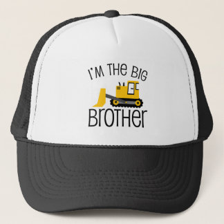 Big Brother Construction Front Loader Trucker Hat