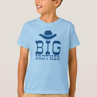 Big Brother Cowboy Hat T-Shirt