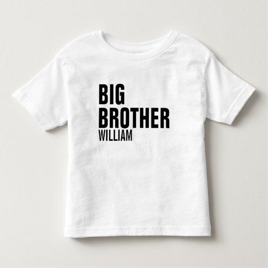 Big Brother Custom T-Shirt