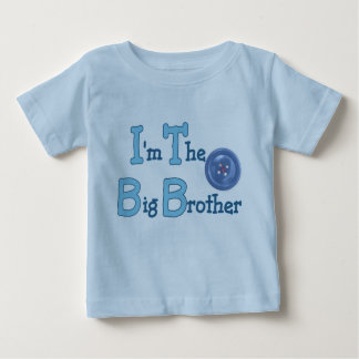 Big Brother Design Baby T-Shirt