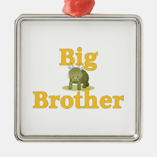 Big Brother Dinosaur 3 Christmas Ornament