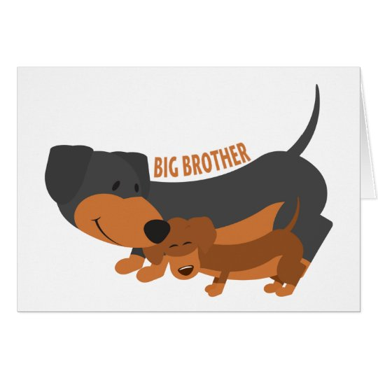 Big Brother (dogs) Card