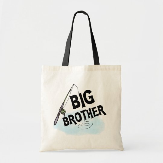 Big Brother Fishing Tshirts and Gifts