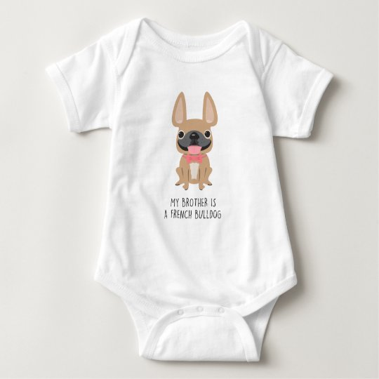 Big Brother Frenchie - Fawn by French Bulldog