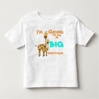Big Brother Giraffe Tee