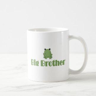 Big Brother Green Frog Coffee Mug