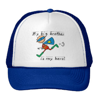 Big Brother Hero Tshirts and Gifts Hats