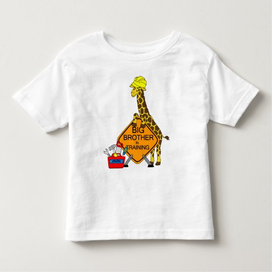 Big Brother In Training Toddler T-Shirt