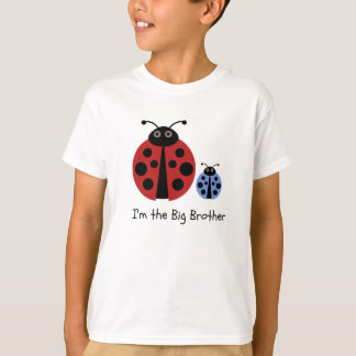 Big Brother Ladybird Shirt