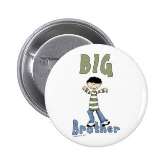 Big Brother Little Boy 1 6 Cm Round Badge