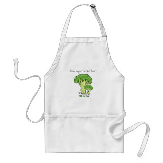 Big Brother - little sibling Standard Apron