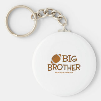 BIG BROTHER - LOVE TO BE ME BASIC ROUND BUTTON KEY RING