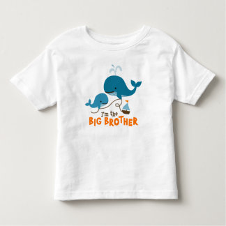 Big Brother - Mod Whale Shirt