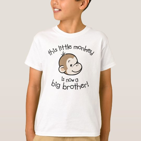 Big Brother - Monkey Face t-shirt